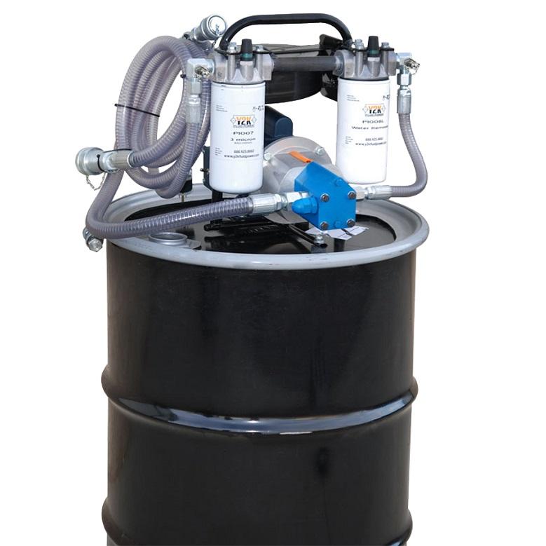 Drum Top Filtration